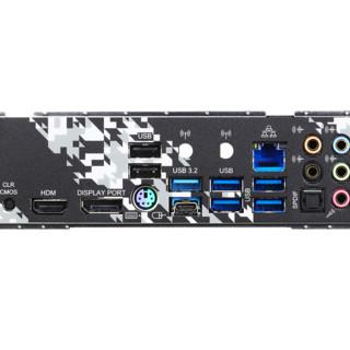 ASRock 华擎 B550M Steel Legend MATX主板(AMD AM4、B550)+AMD 锐龙R9-5900X CPU套装