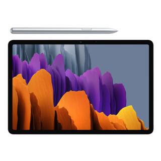 SAMSUNG 三星 Galaxy Tab S7 11寸 Android 平板电脑(2560x1600dpi、高通骁龙865+、6GB、128GB、WiFi版、冷山灰、SM-T970)