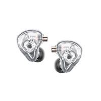 宁梵声学 NA2 入耳式挂耳式有线耳机 透明色 3.5mm