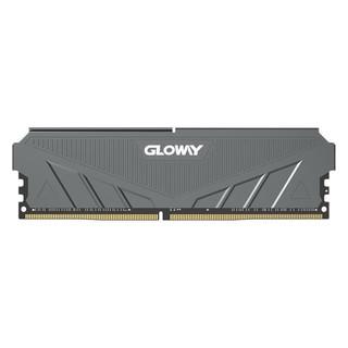 GLOWAY 光威 天策系列 DDR4 3000MHz 摩登灰 台式机内存 8GB