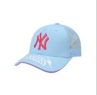 MLB 美国职棒大联盟 男女同款可调节鸭舌帽