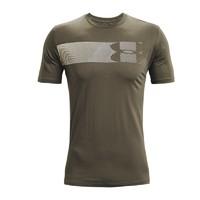 UNDER ARMOUR 安德玛 1329584 男子训练运动短袖T恤
