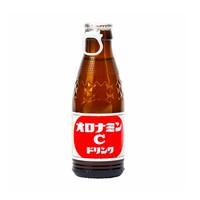 奥乐蜜 C维他命水进口维生素碳酸饮料0脂气泡水120ml*1瓶