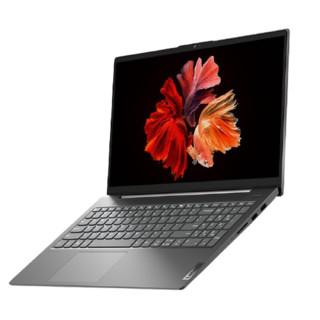 Lenovo 联想 小新15 2021 15.6英寸 游戏本 黑色(锐龙R7-5700U、核心显卡、16GB、512GB SSD、1080P、IPS、60Hz)