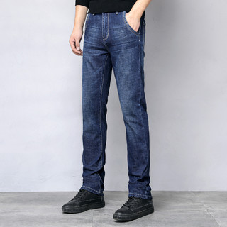 JEEP SPIRIT 男士休闲牛仔裤