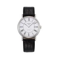 LONGINES/浪琴 瑰丽系列 L4.921.4.11.2 男款自动机械手表