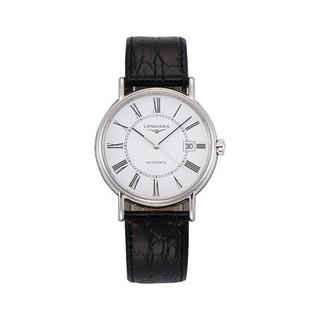 LONGINES 浪琴 瑰丽系列 L4.921.4.11.2 男款自动机械手表