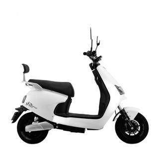 SUNRA 新日 RC1 电动摩托车 XR500DQT 60V20Ah铅酸电池 香脂白