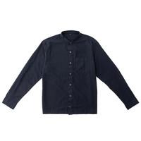 MUJI 无印良品 M9AC575 男士法兰绒衬衫