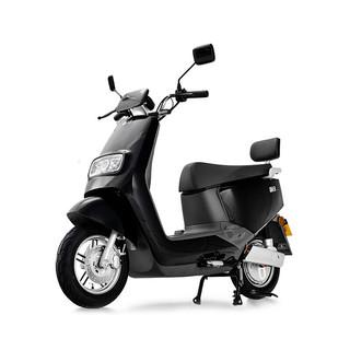 SUNRA 新日 F5 电动摩托车 XR1200DT-2L 60V20Ah锂电池 钢琴黑
