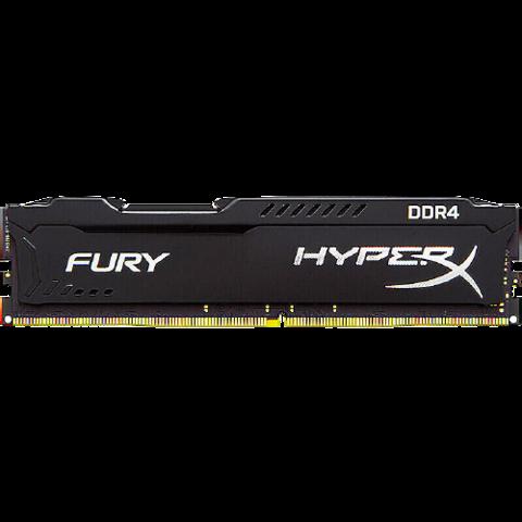 HYPERX Fur雷电系列 DDR4 2400MHz 黑色 台式机内存 8GB  HX424C15FB2/8-SP