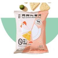 TASTE_LAB 食验室 鳕鱼肉薯片咸蛋黄味 26g