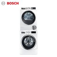 BOSCH 博世 WGC344B00W+WTU879H00W 洗烘套装
