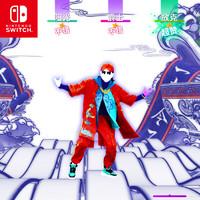 Nintendo 任天堂 国行 Switch游戏主机+《舞力全开》套装
