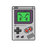 SEAGATE 希捷 童年小掌机 移动硬盘 1TB