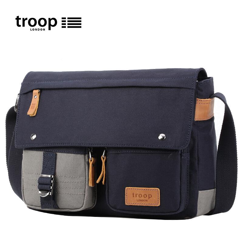 Troop TRP0499 男士单肩包