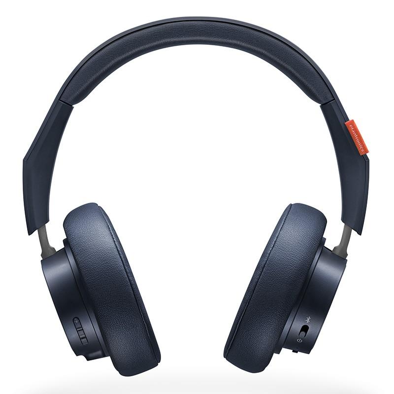 缤特力 BackBeat GO 600 头戴式无线蓝牙耳机 蓝色