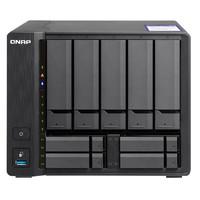 学生专享:QNAP 威联通 TVS-951N 9盘位NAS (3865U、4GB)