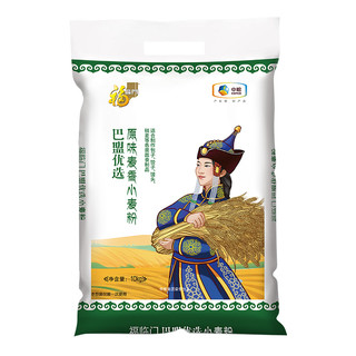 88VIP : 福临门 巴盟麦香小麦粉 10kg