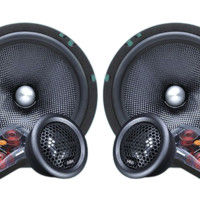 HiVi 惠威 KX-165 车载扬声器 6.5英寸喇叭套装 80W