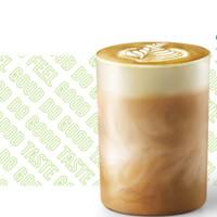 STARBUCKS 星巴克 咖啡 燕麦拿铁  电子饮品券