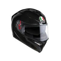 AGV K5S 摩托车头盔 黑色 XL