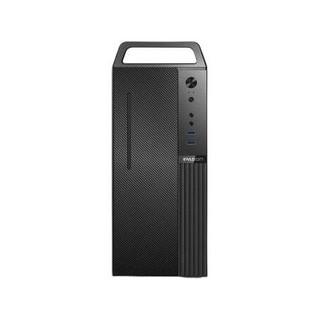 IPASON 攀升 商睿2Pro 27英寸 台式机 黑色(酷睿i7-11700F、RX550 4G、16GB、512GB SSD、1TB HDD、风冷)