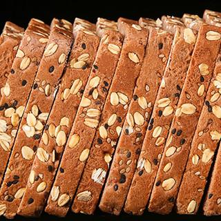 贝迪拉 全麦黑麦面包粗粮早餐 1kg