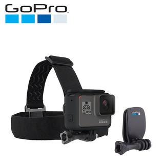 GoPro 运动相机配件 头带 头部固定及QuickClip可调节