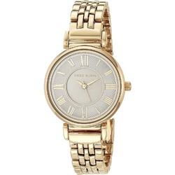 ANNE KLEIN 安妮·克莱因 AK/2158GYGB 女士时装腕表