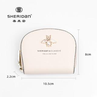 SHERIDAN 喜来登 小黄蜂卡包 时尚女包零钱包