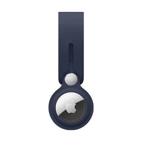 Apple 苹果 AirTag 扣环(不包含AirTag) 深海军蓝色
