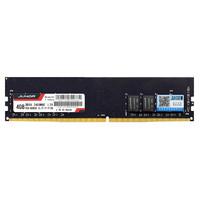 JUHOR 玖合 DDR4 2400MHz 台式机内存 普条