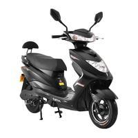 SUNRA 新日 黑豹五代 电动摩托车 XR800DQT-3C 60V20Ah铅酸电池 哑光摩力黑 标准版