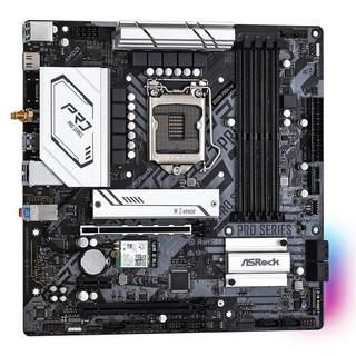 ASRock 华擎 B560M Pro4ac 主板 WIFI版(Intel B560LGA 1200)