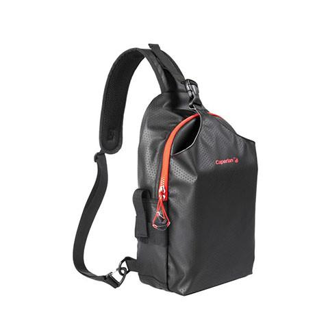 DECATHLON 迪卡侬 路亚多功能斜挎包单肩背包腰包竿包一体渔具专用钓鱼包OVF