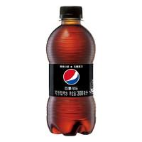 pepsi 百事 可乐 无糖可乐 300ml*6瓶