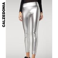 Calzedonia CALZEDONIA女士多色时尚炫酷性感皮革紧身打底裤 MIP036