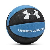 UNDER ARMOUR 安德玛 COLOR经典地图黑蓝 篮球
