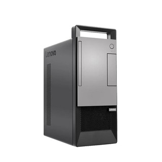 Lenovo 联想 扬天 W4095v 21.5英寸 台式机 黑灰色(酷睿i5-8500、核芯显卡、8GB、1TB HDD、风冷)