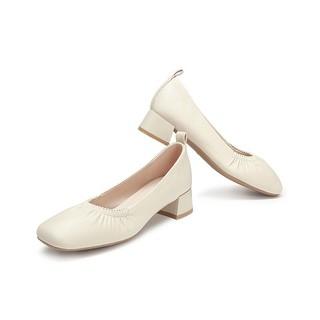 CAMEL 骆驼 A11288622 女士高跟鞋