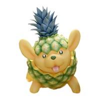 dodowo x 动物星球 水果精灵vol.1 菠萝狗