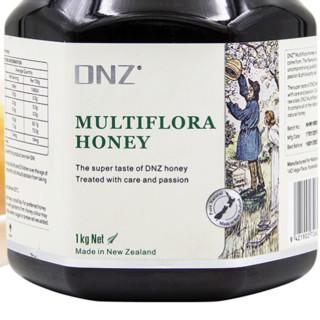 DNZ 多花蜂蜜 1kg