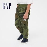 16日0点:Gap 盖璞 男童仿羊羔绒运动裤