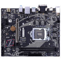 COLORFUL 七彩虹 战斧 B365M HD PRO MATX主板(intel LGA1151、B365)