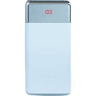 Yoobao 羽博 20W 移动电源 珊瑚蓝 20000mAh 珊瑚蓝 Type-C Lighting micro usb 2.1A快充