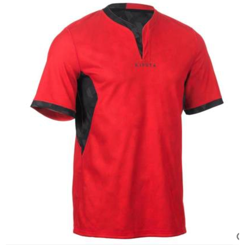 DECATHLON 迪卡侬 Rugby IVO7 8393988 男士橄榄球运动短袖
