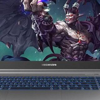 MECHREVO 机械革命 Z3 Pro 英特尔H45版 15.6英寸 游戏笔记本电脑 灰色(酷睿i7-11800H、16GB、512GB SSD、RTX3060、165Hz、2K)