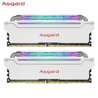 Asgard 阿斯加特 洛极系列 W3 32GB(16GBx2)DDR4 4000频率 台式机内存条