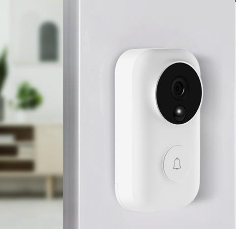 叮零 C3 智能视频门铃单机(仅包含门铃)